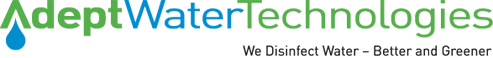 Adept Water Technologies - we disinfect water - better and greener